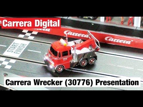 Carrera Wrecker (30776) Abschleppwagen Presentation – Carrera Rennbahn Tagebuch #22 – Digital 132