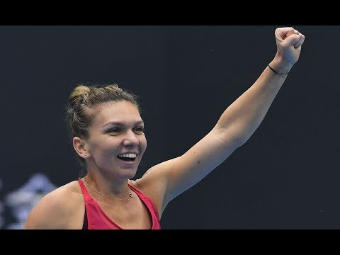Halep powers to No 1 and Beijing final