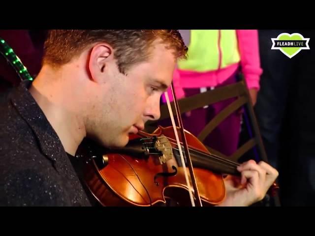 Caitlín Nic Gabhann & Ciarán Ó Maonaigh - 'The Shelf'