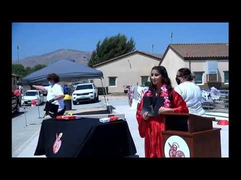 Soledad Main Street Middle School Graduation