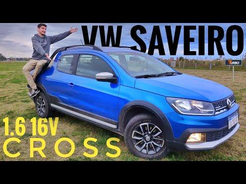 Volkswagen Saveiro Cross 2018 1.6 16v TEST - Cocktail Convincente - LO MEJOR Y LO PEOR - TURBO