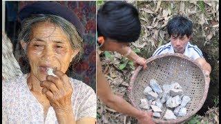 """Chuyện lạ Việt Nam: Cả làng đào đất để  ăn đất là món """"đặc sản"""""""