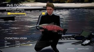 Fishing Sim World НОВОЕ ОЗЕРО НОВАЯ РЫБА