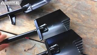 Лопаты для кладоискателя Black Ada.
