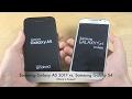 Samsung Galaxy A5 2017 vs. Samsung Galaxy S4 - Which Is Faster?!