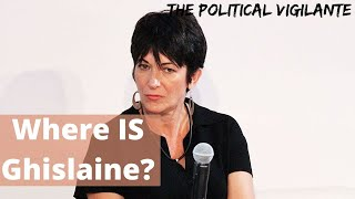 No Mugshots or Photos Of Ghislaine Maxwell In Prison