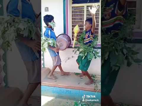 Antha kadala kolla orrathula tamil song childrens dance.