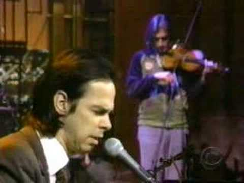 Nick Cave Love Letter Live