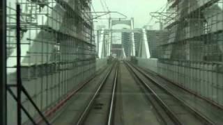 仙台空港アクセス線 【前面展望 3】 太子堂⇒南仙台 thumbnail
