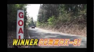 Touge battle between a tuned Mazda Miata MX-5 (NC) vs. RE Amemiya t...
