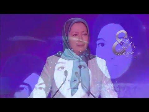 Maryam Radjavi: Le régime du guide suprême, l'ennemi des femmes