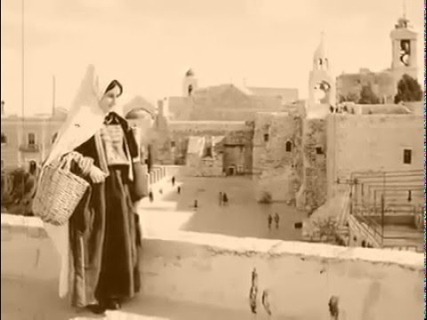 Old images from Palestine before the creation of Israel
