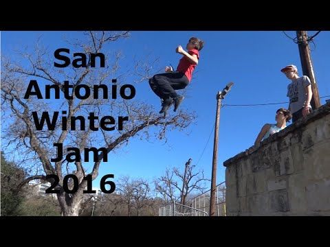 San Antonio Winter Jam 2016