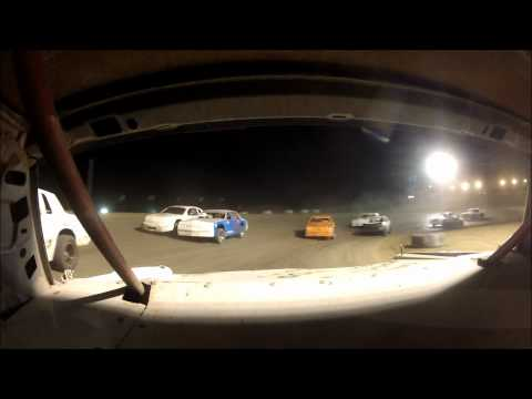 Texas Thunder Speedway July 28, 2012 IMCA Stock Car A-Main