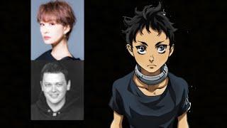 Anime Voice Comparison- Ganta Igarashi (Deadman Wonderland)