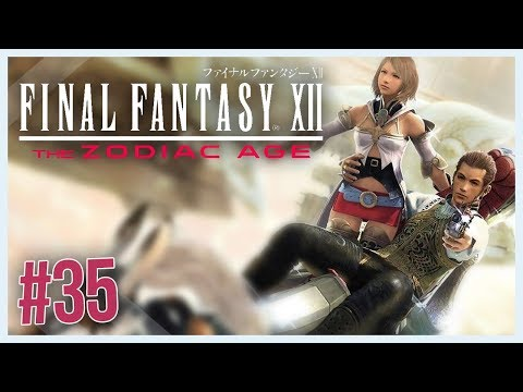 Final Fantasy XII The Zodiac Age - Episode 35 - The Sluice Control Key