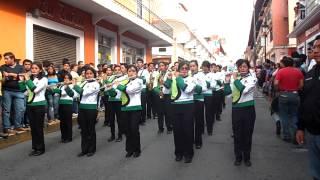 Dragones Marching Band - Boogie Wonderland (Desfile de candidatas 2014)