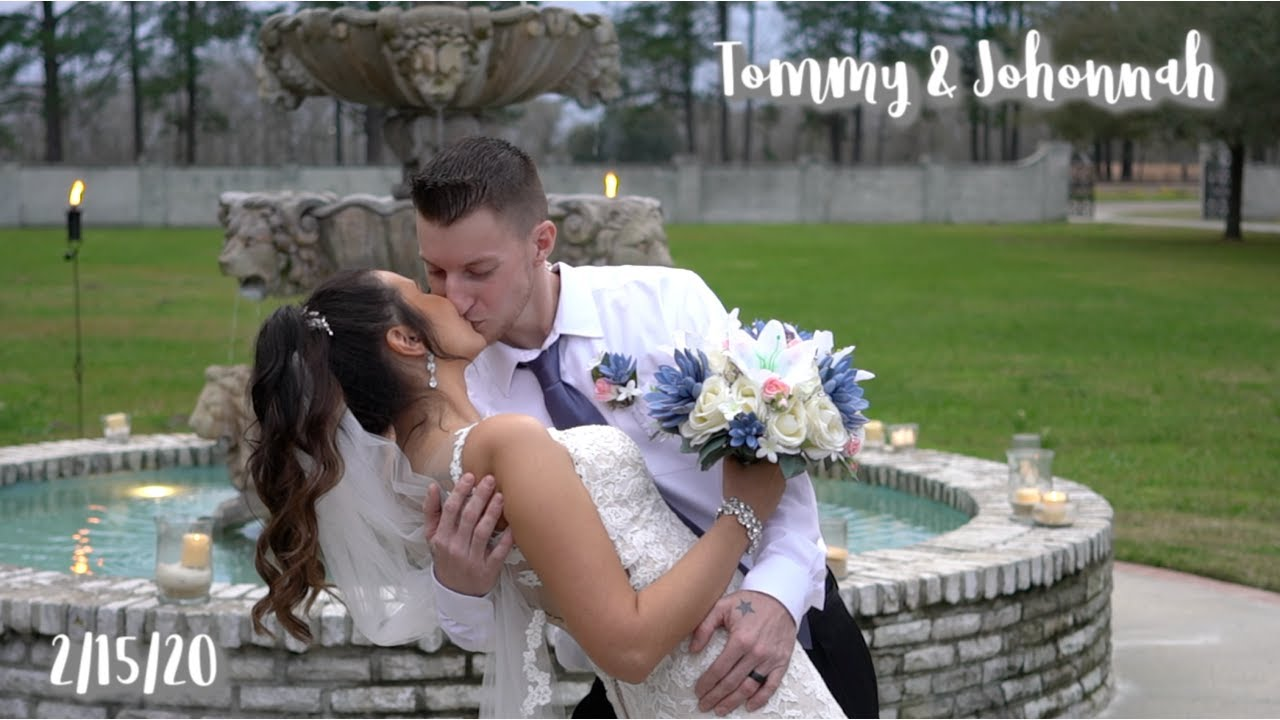Tommy + Johonnah - Wedding Film