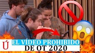Qué fuerte  El vídeo prohibido de Eli, ¿dos triunfitos con novi@ liados?, que puede hacer daño fuera