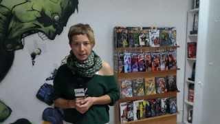 Вездеход. Открытие первого в Казахстане магазина комиксов.(Сегодня