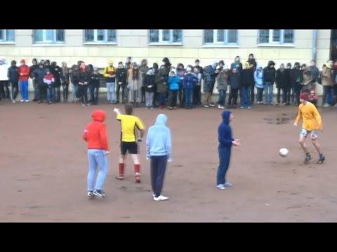 Футбол - Вызов Vs ВДЖОБыватели (с комментаторами)