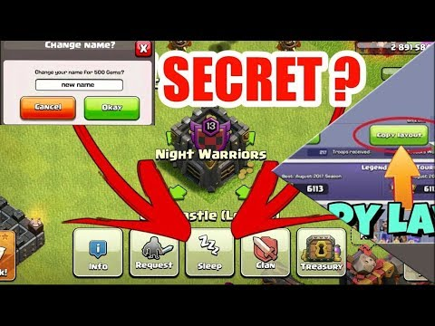 New TH 12 Update Clan Castle Guard & Sleep Mode || Clash Of Clan
