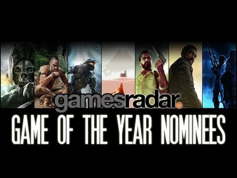 Game Of The Year 2012 Nominees