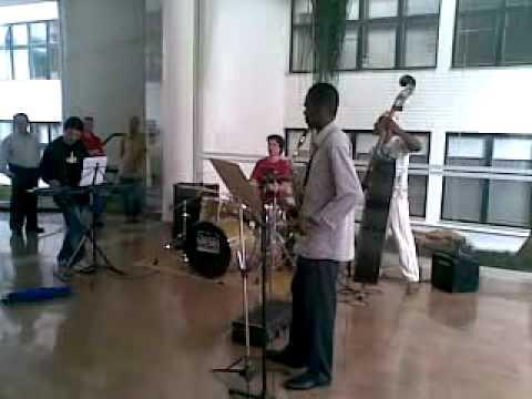 Quarteto Sincopado 05 04 11   Wave Tom Jobim