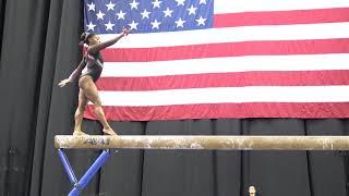 Simone Biles  - Balance Beam - 2019 U.S. Gymnastics Championships - Senior Women Day 2