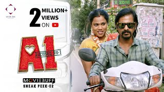 A1 - Moviebuff Sneak Peek 02 | Santhanam N, Tara Alisha Berry | Johnson K | Santhosh Narayanan