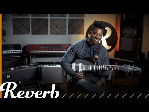 Tosin Abasi On His Fluence Signature Pickups From Fishman | Reverb Interview