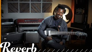 Former passive pickup devotee Tosin Abasi (Animals as Leaders, Refl...
