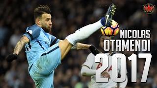 Nicolas Otamendi ● The Gladiator ● Crazy Defensive Skills 2016/2017 |HD