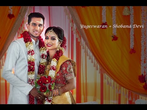 Malaysian Indian Wedding Ceremony |Yugeswaran + Shobana Devi