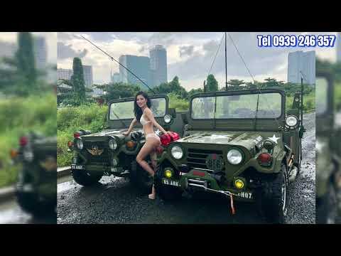 Mẫu Xe Jeep - Xưởng sửa chữa xe Jeep Sài Gòn 0939 246 357