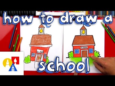How To Draw A Cartoon School from YouTube · Duration:  10 minutes 39 seconds