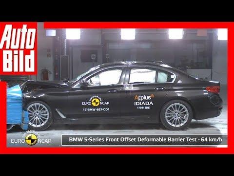 Crashtest BMW 6er GT (2017) Details