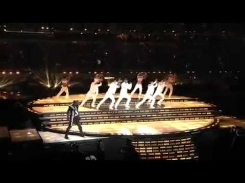 Black Eyed Peas and Usher - Halftime Show Super Bowl 2011