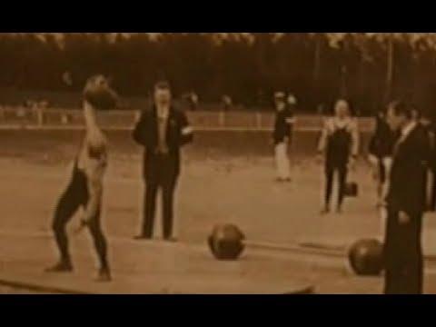Олимпийские игры 1896 года - тяжелая атлетика