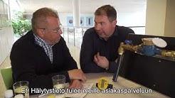 Liedon Vesi -videosarja - Osa 13. Etäluettavan vesimittarin edut