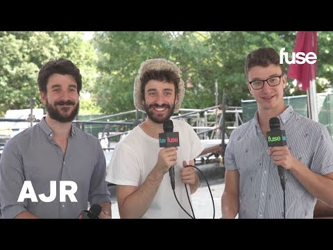 AJR Play Fuses Storytime With  Music Midtown 2017