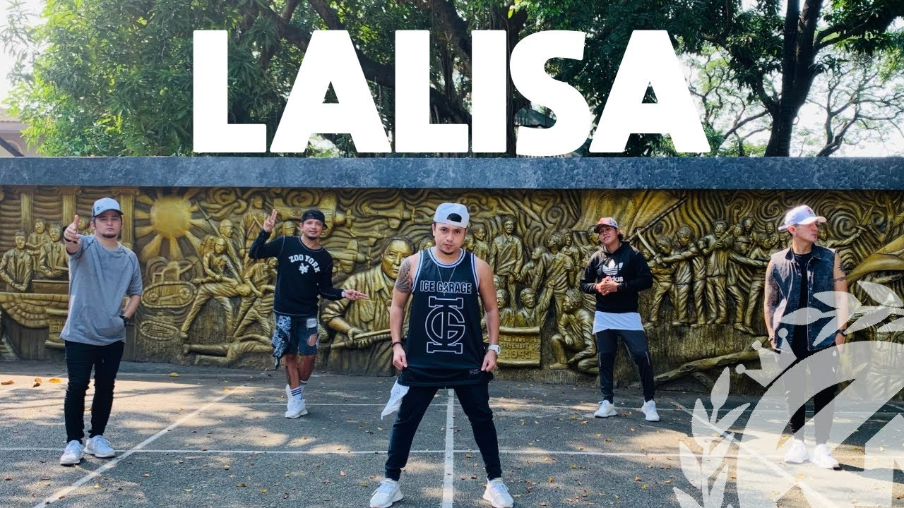 Download LALISA by Lisa | Zumba | KPop | TML Crew Toto Tayag