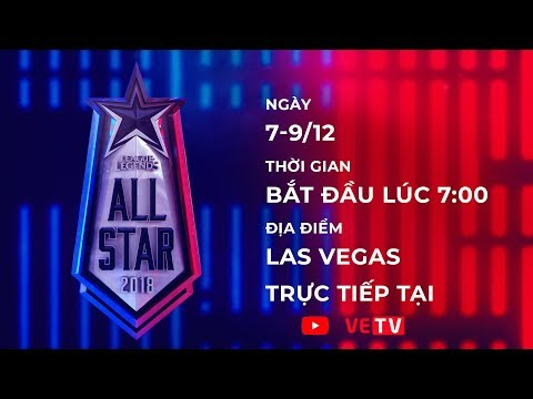 All-Star Event 2018 - Ngày 1