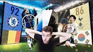 TOTGS I INFORM W PACZKACH! NAGRODY ZA FUT CHAMPIONS I PACZKI ZA SBC! | FIFA 18 PACK OPENING