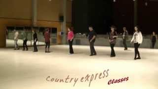 HARLEM BLUES COUNTRY LINE DANCE