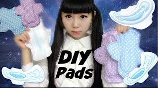 DIY Menstrual/Period Pads |  Ecofriendly and more Comfortable