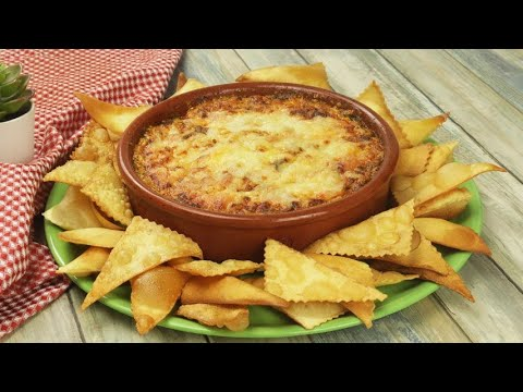 Lasagna chips the best dish you will ever taste