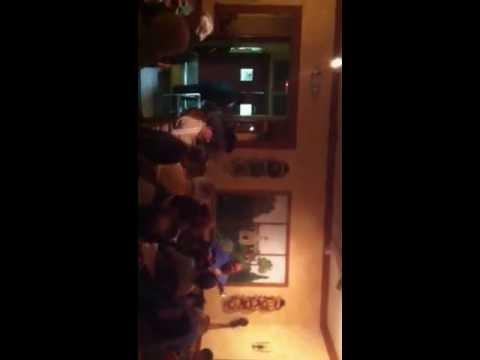 Christian Liguori with Bucky Pizzarelli (Take The