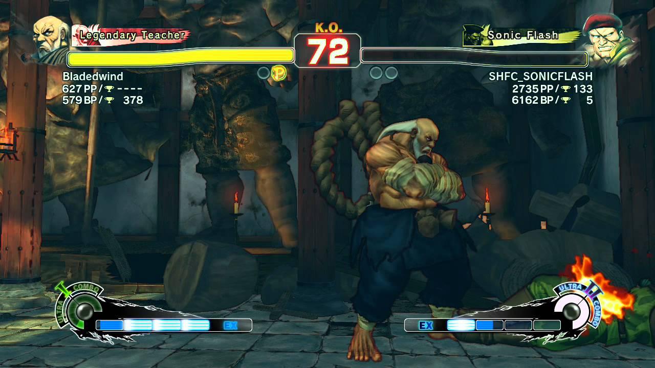 Ultra Street Fighter IV battle: Gouken vs Poison - YouTube