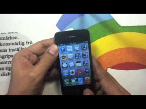 아이폰강좌3 - 아이폰의 기본 사용법